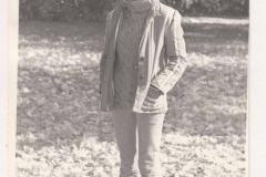 1972 podzim Lišková Zuzana