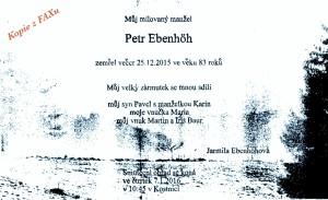 parte P. Ebenhöh